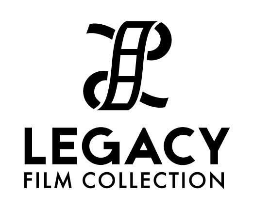 Legacy Film Collection Logo (Black Version)