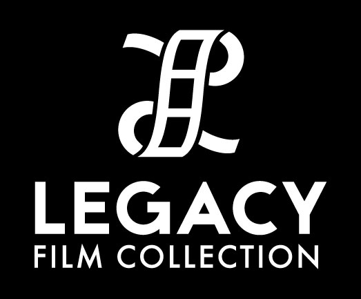 Legacy Film Collection Logo (Inverse Version)